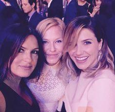 Mariska, Kelli, and Sophia