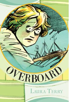 Cover for Overboard, by Laura Terry