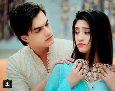 Romantic Love, Romantic Couples, Cute Couples Photos, Couple Photos, Kartik And Naira, Kaira Yrkkh, Dulhan Mehndi Designs, Mohsin Khan, Cutest Couple Ever