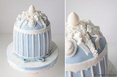 Wedgwood Birdcage Cake