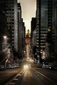 California St, San Francisco