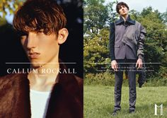 Callum Rockall LCM — Show Packages A/W 15