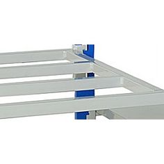 Flip Tubular Shelving Extra Shelves  www.officefurnitureonline.co.uk