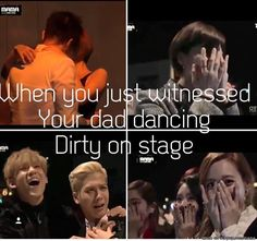JYP's performance on MAMA + Jackson's reaction