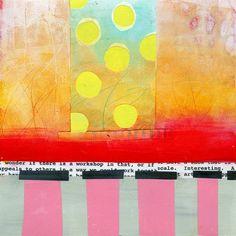 Pattern Grid 7 - Jane Davies Art Gallery