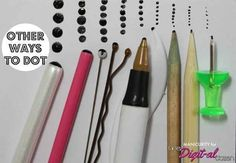 Dotting Tools The Definitive Guide to Getting Dotty - How to Use Dotting Tools for Nail Art (Tips, Tutorial) by Manicurity for The Digital Dozen punkte Loading. Dot Art Painting, Mandala Painting, Stone Painting, Dot Painting Tools, Painting Tips, Rock Painting Supplies, Nail Art Supplies, Diy 2019, Nagel Blog