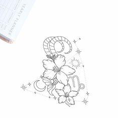 Capricorn Sign Tattoo, Capricorn Constellation Tattoo, Capricorn Symbol, Horoscope Tattoos, Zodiac Sign Tattoos, Zodiac Signs, Astrology Zodiac, Capricorn Traits