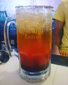 The best way to enjoy beer  #michelada #chela #cerveza #beer #bier #travel #viajar #mexico by soloritur