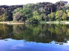 Lago do Parque dos Pinheiros - Farroupilha RS - Brasil (by @luccks)