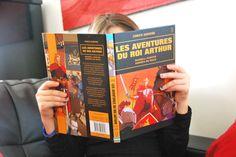 Step By Step - Blog: Les aventures du roi Arthur - Comics Usborne