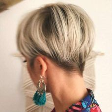 2018 Short Hairstyles - 13