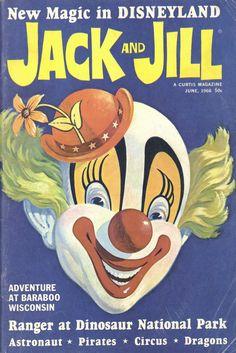 Jack and Jill Magazine - June 1966 Dinosaur National Park, Baraboo Wisconsin, Jack And Jill, Vintage Magazines, Ranger, Disneyland, June, Disney Resorts