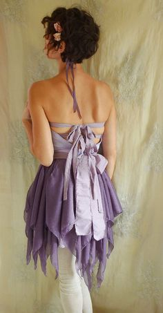 SALE... Violetta Fairy Dress Halloween Costume... by jadadreaming