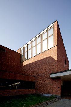 Gallery of AD Classics: Jyväskylä University Building / Alvar Aalto - 16