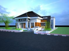 Rumah tinggal Kunardi Gunungkidul, Yogyakarta