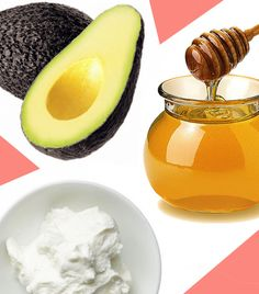 4 DIY Masks to Bring Your Dull, Dehydrated Skin Back to Life via Face Scrub Homemade, Homemade Face Masks, Best Face Mask, Diy Face Mask, Diy Skin Care, Skin Care Tips, Avocado Mask, Dull Skin, Skin Brightening