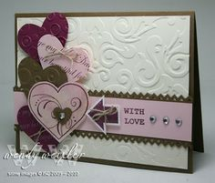 Wickedly Wonderful Creations: With All My Love from ISC