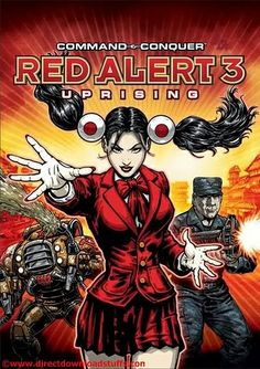 Command & Conquer: Red Alert 3 - Uprising PC Direct Download Links http://www.directdownloadstuffs.com/2013/12/command-conquer-red-alert-3-uprising-pc-direct-download-links.html