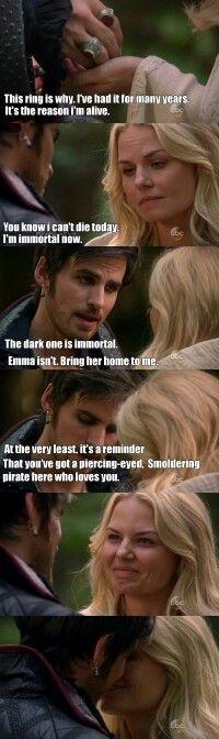 Season 5 Episode 7: Emma and Hook