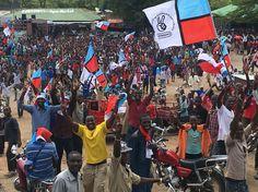 Elecciones en Tanzania
