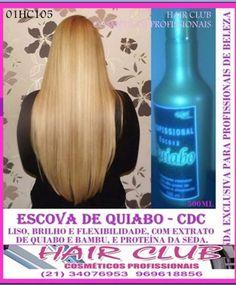 01HC105 *QUIABO* ESCOVA CF – CDC…