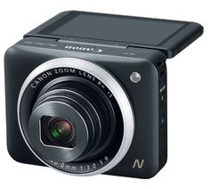 Canon's PowerShot N2 is all about selfies, and you can now take pics just by touching the focus ring around the lens.