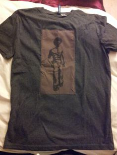 Old t shirt onto new t shirt 2013