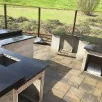 Our countertops are designed by the professional contractors at Cowner Top Shop. Remodel and renovate your kitchen with tile, laminate and granite. How To Install Countertops, Quartz Countertops, Granite Installation, Old Kitchen, Outdoor Furniture, Outdoor Decor, Granite Fabricators, Patio, Canning