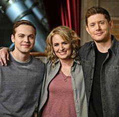 Tv Supernatural, Castiel, Alexander Calvert, Sam Winchester, Viera, Jensen Ackles, Tv Series, Tv Shows, It Cast