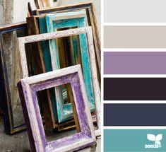 color framed
