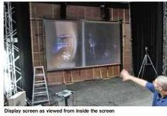 WORLD LARGEST GLASSES-FREE DISPLAY  NICT (Japan) just published its latest news bulletin about their new 200-inches autostereoscopic display that will be demonstrated at NAB in Las Vegas in April.