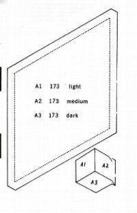 Tumbling Block Quilt Pattern Template | Tumbling block quilt pattern free with quilt instructions for beginner ...