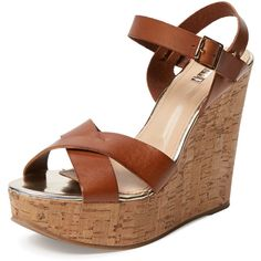 0fb425aea2f 7 Best Brown wedges outfit images