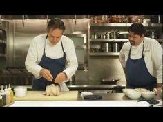 Thomas Keller Cooking Bouchon Roast Chicken