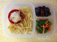 Chicken Parmesan Cups - MOMables® - Real Food Healthy School Lunch & Meal Ideas Kids Will LOVE