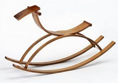 rocking horse by Richard Fairbrother...I wish it came in an adult size.