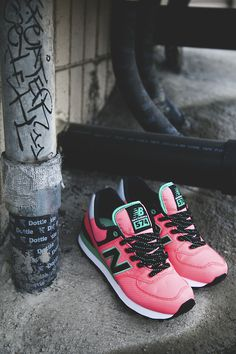 Nice New Balance Colourway. #sneakers