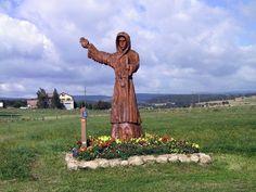 Chemin de Saint Jacques Saugues. Auvergne