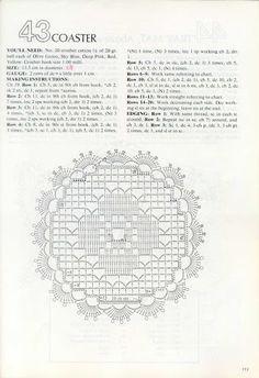 Ondori Crochet Lace - TitinaKrkM - Picasa Web Albums