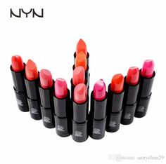 New Luxurious Super Lustrous Wnw Lipstick Lasting Non Discolouration Baby Matte Lipstick Moisturizing Color Riche Lip Balm Online with $4.63/Piece on Annychan29's Store   DHgate.com