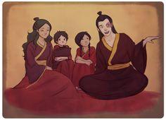 Zutara Family