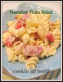 School's out and the warmer weather is here...it's time for some cold pasta and potato salads!     I really like this one...the combo o...