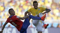La selección  de Chile estrenará este  jueves su condición de campeón  de America frente a un Brasil sin Neymar en la primera jornada de las eliminatorias sudamericanas del Mundial de Rusia 2018.
