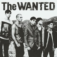 Nathan Sykes, Max George, Tom Parker, Jay McGuiness, Siva Kaneswaran, The Wanted