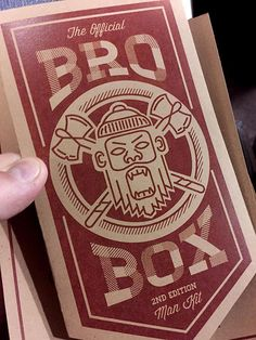 the official bro box