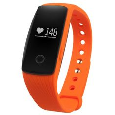 Smart Fitness Bracelet Heart Rate Monitor Smart Band Activity Tracker Wristband for iOS Android pk fitbit mi band 2 Pro Smartwatch, Galaxy S7, Fitness Tracker Band, Fitness Band, Mood Tracker, Fitness Gear, Best Fitness Watch, Green Led Lights, Fitness Watches For Women