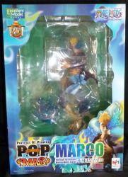 メガハウス POP MAS/ONEPIECE 不死鳥マルコ/Marco the Phoenix
