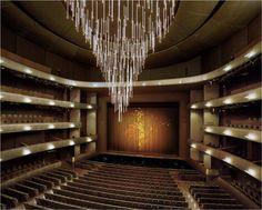 Winspear Opera House - Dallas, Texas.