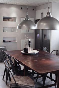 Scandinavian country kitchen