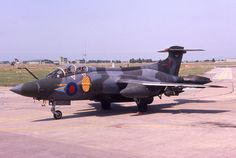 Military Jets, Military Aircraft, Blackburn Buccaneer, South African Air Force, Air Force Aircraft, Old Planes, Postwar, Nose Art, Royal Air Force
